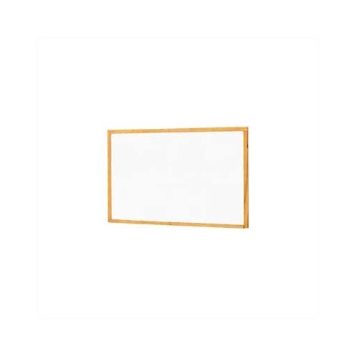 Claridge Products LCS Deluxe Wallboard with Wood Trim 4'H x 6'W