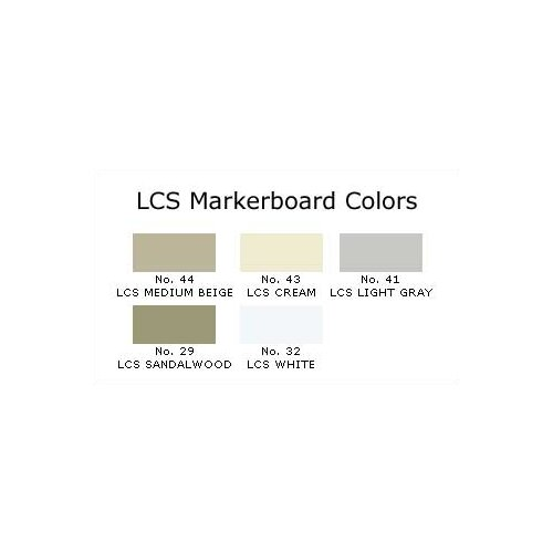 Claridge Products W556 Classic Style Directory with LCS Markerboard