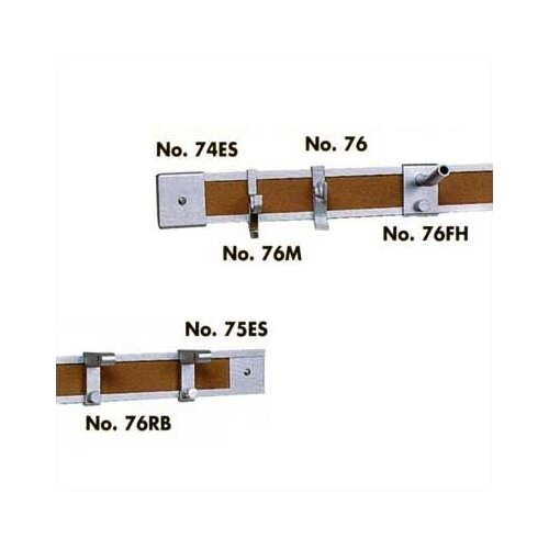 Claridge Products No. 74 Deluxe Map Rail Accessories