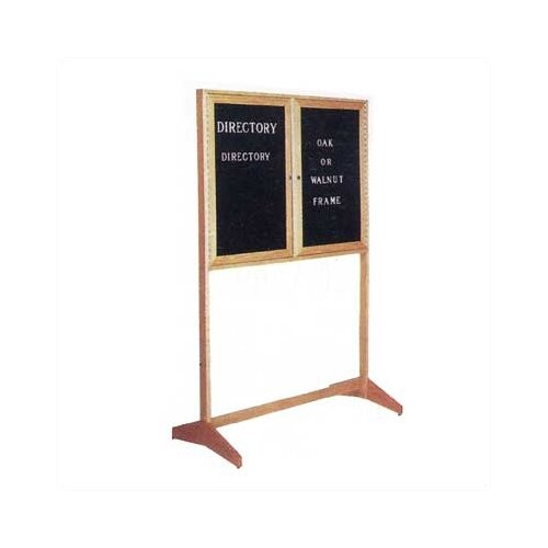 Claridge Products W564 Freestanding Directory