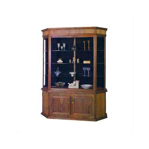 Claridge Products Executive Style Display Case