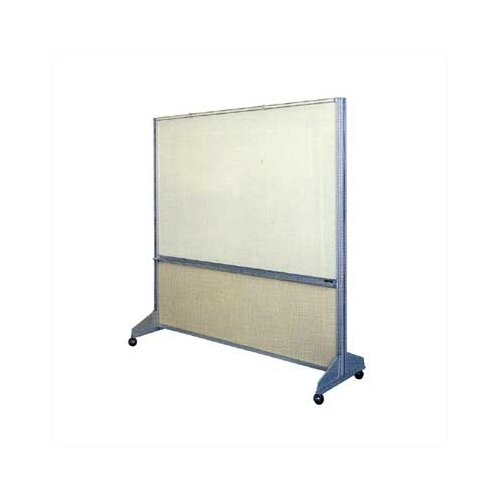 Claridge Products Premiere Room Divider Whiteboard