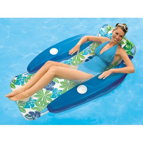 Swimways Newporter Elite Pool Lounger