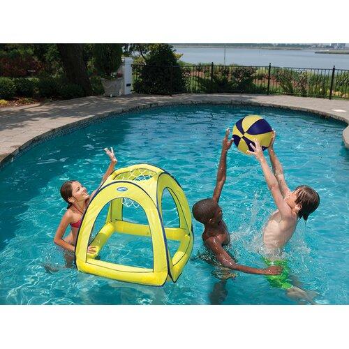 Swimways Giant Spring Jam Basketball