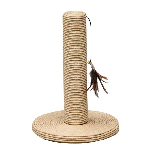 PetPals Paper Rope Scratching Post