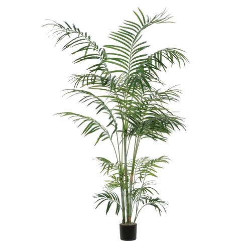 Vickerman Co. Tropical Palm Deluxe Tree in Pot