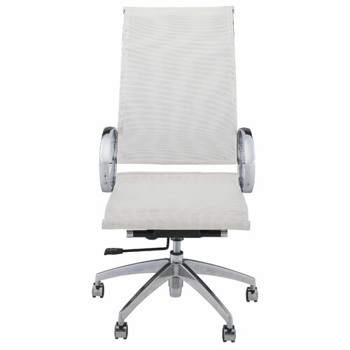 kathy ireland Office by Bush New York Skyline High Back Mesh Executive Chair