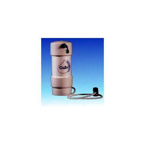 CuZn Water Systems Non refillable Countertop Filter with Spout