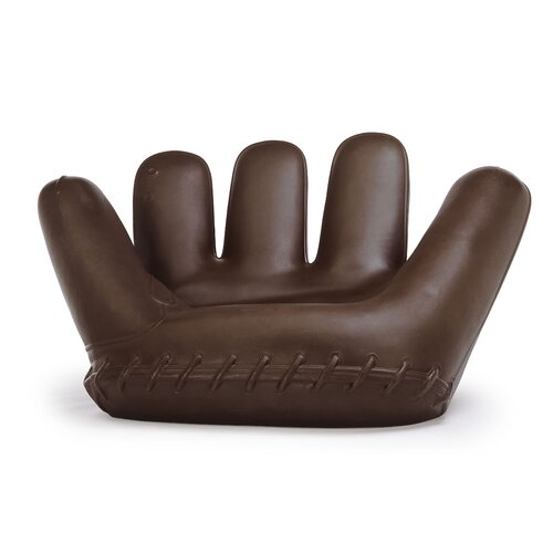 Heller s Classics Revisted Joe Baseball Glove Sofa