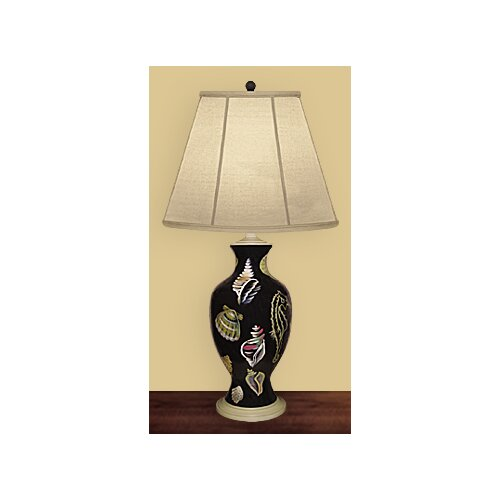 JB Hirsch Home Decor Wonders Of The Sea Table Lamp