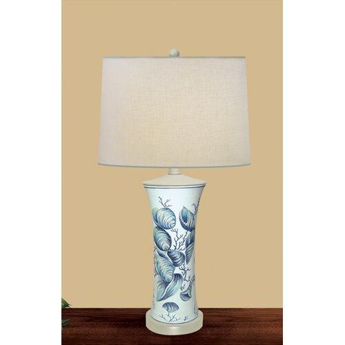 "JB Hirsch Home Decor Porcelain 24"" H Table Lamp"
