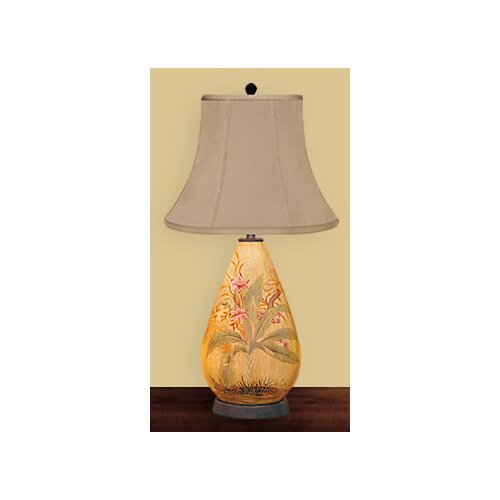JB Hirsch Home Decor Fall Table Lamp