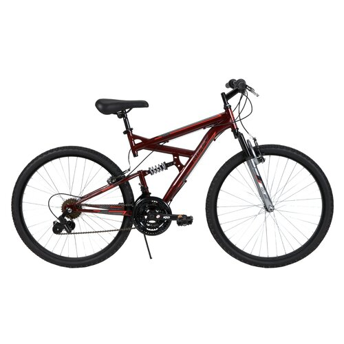 Men's Dual Suspension Mountain Bike