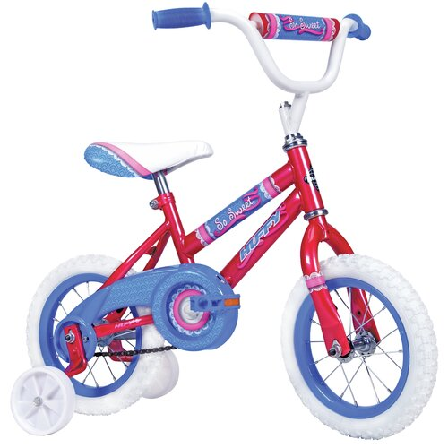 "Huffy So Sweet Girl's 12"" Balance Bike"