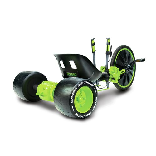 green machine big wheel replacement parts