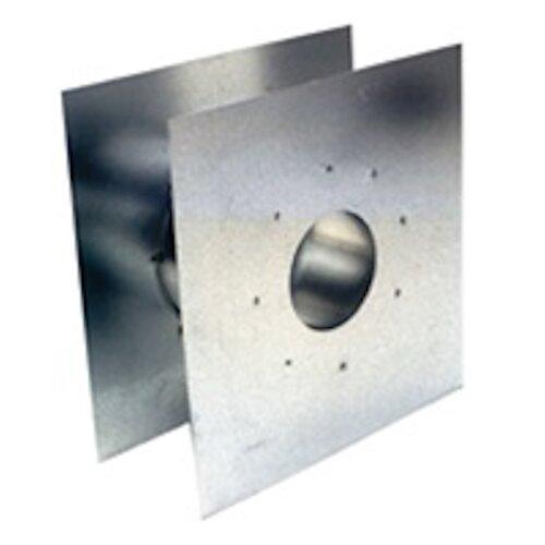 """Eccotemp Systems LLC Z-Flex 3"""" Adjustable Wall Thimbles"""