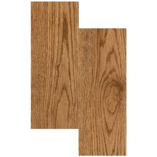 "Congoleum Endurance 4"" x 36"" Vinyl Plank in Light Oak"