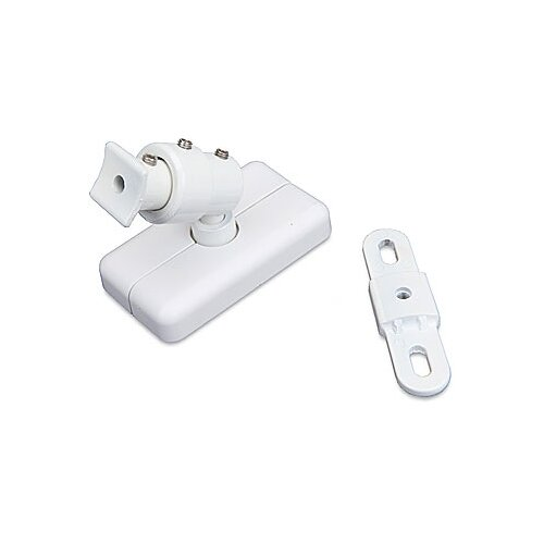 Pinpoint Mounts Universal Speaker Wall Mount in White
