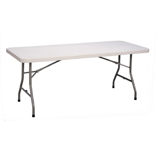 "Correll, Inc. 60"" Rectangular Folding Table"