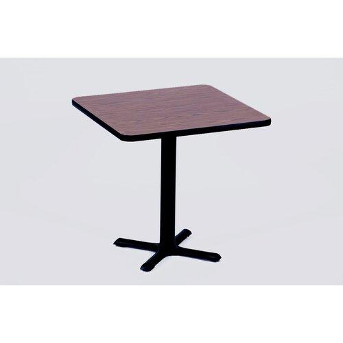 "Correll, Inc. 29"" High Square Bar and Café Table"