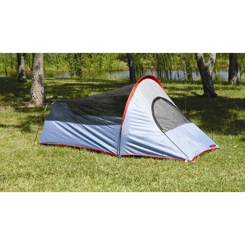 Saguaro Bivy Tent in Blue Shadow / Limestone / Pompeian Red
