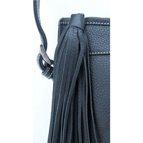 Leatherbay Carlyle Shoulder Bag