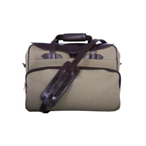 Leatherbay Casual Laptop Briefcase