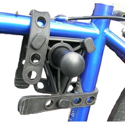 Heininger Holdings LLC Advantage SportsRack Trunk Rack Three Bike Carrier
