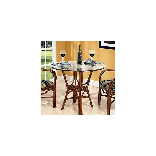 Boca Rattan Amarillo Coffee Table