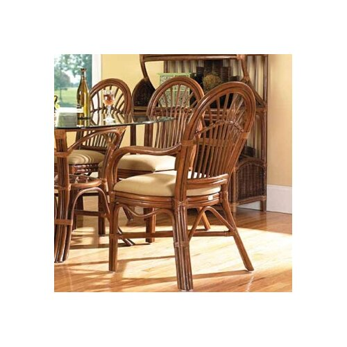 Boca Rattan Amarillo Arm Chair