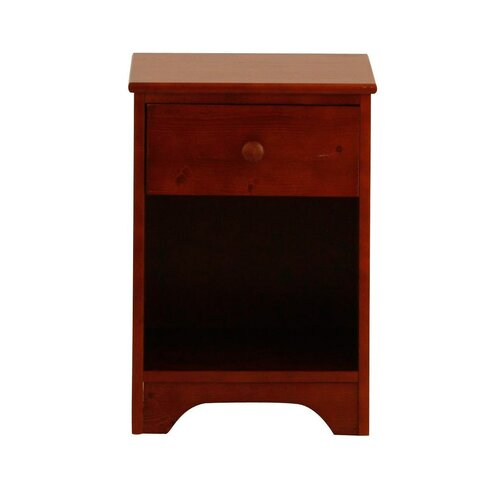 Canwood Furniture Universal 1 Drawer Nightstand