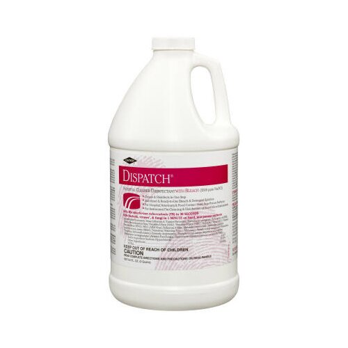 DISPATCH® 2 Quart Refill Bottle Hospital Cleaner Disinfectant with Bleach