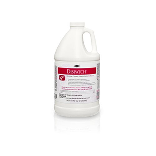 DISPATCH® 1 Gallon Refill Bottle Hospital Cleaner Disinfectant with Bleach