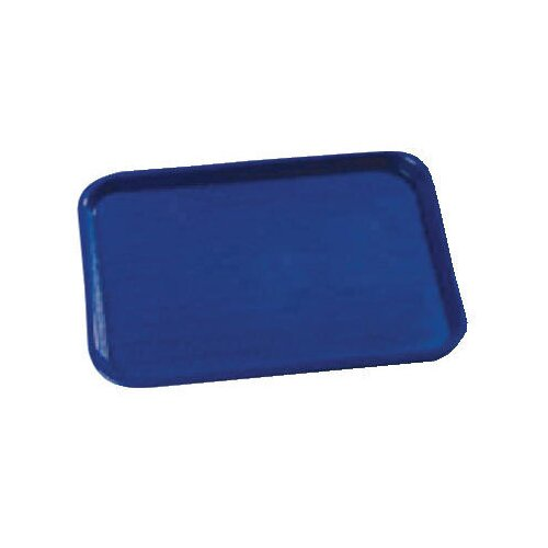 FLO-PAC® 12 x 16 Plastic Foodservice Tray in Blue