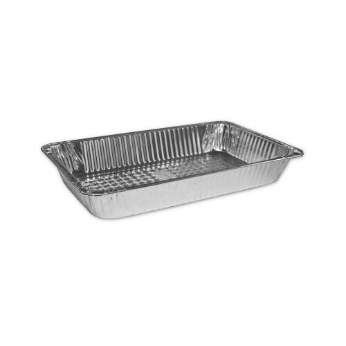 "HANDI-FOIL® 3.13"" Deep Full-Size Steam Table Aluminum Pan"