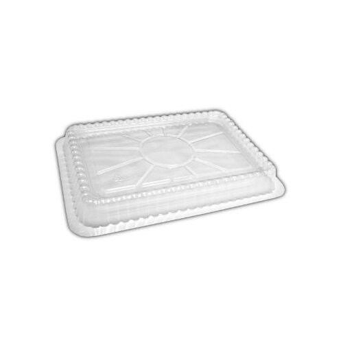 HANDI-FOIL® Plastic Dome Lid in Clear Fits Oblong Pans 2061/2062