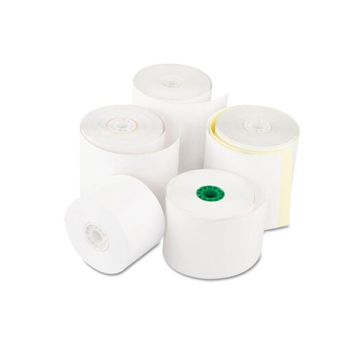 Royal Paper Register Roll - 2 Ply No Carbon