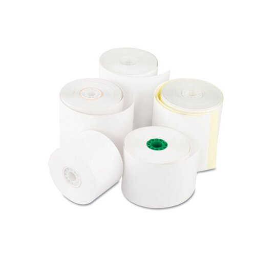 Royal Paper Register Roll in White - 1 Ply Thermal