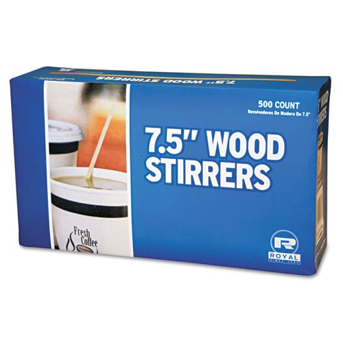 Royal Paper Coffee Stirrers