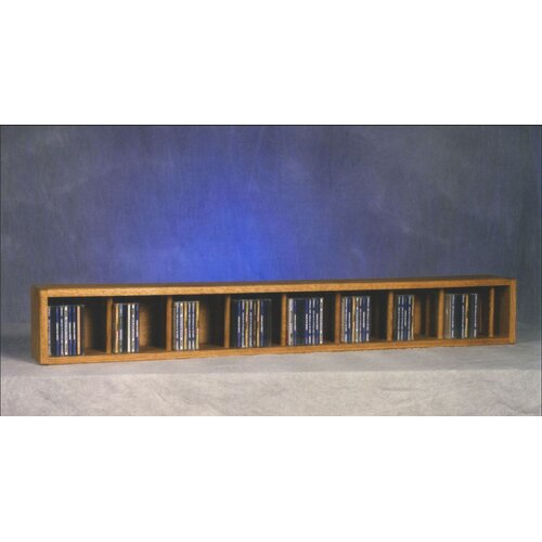 100 Series 106 CD Multimedia Tabletop Storage Rack