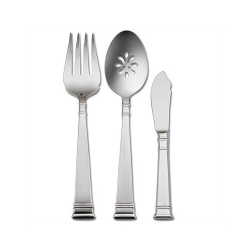 Stainless Steel Prose 3 Piece Serving Set