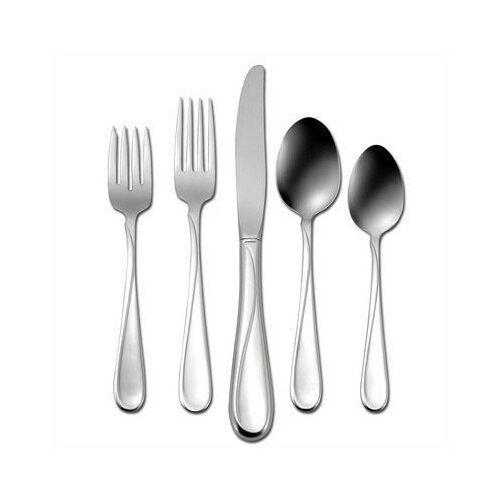 45 Piece Flight Flatware Set