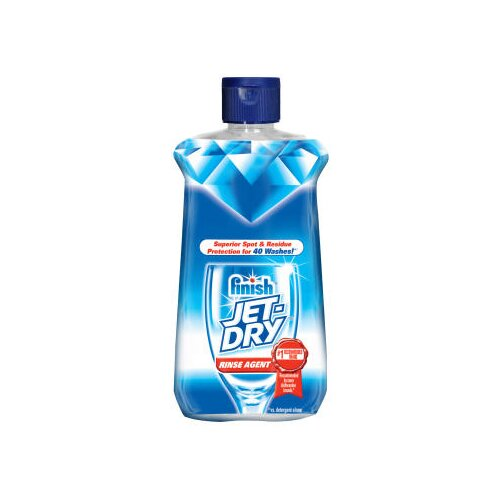 Finish Dry Rinse Agent with Baking Soda in Jet (4/case)