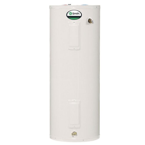 A.O. Smith ECS-40 Water Heater Residential Electric 40 Gal ProMax 240V 5.5/5.5KW Short