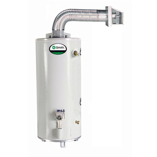 A.O. Smith GDV-50 Water Heater Residential Nat Gas 50 Gal ProMax Direct Vent 42,000 BTU