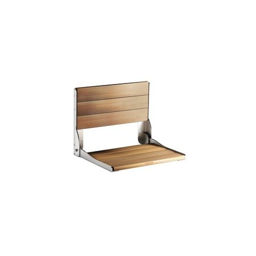 Creative Specialties by Moen Bath Safety Fold Down Shower Seat
