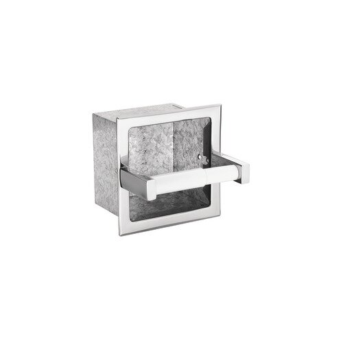 Creative Specialties by Moen Hotel Motel Extra Roll Recessed Toilet Paper Holder