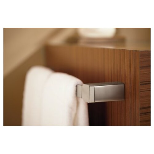Creative Specialties by Moen 90 DegreeTowel Ring in Chrome