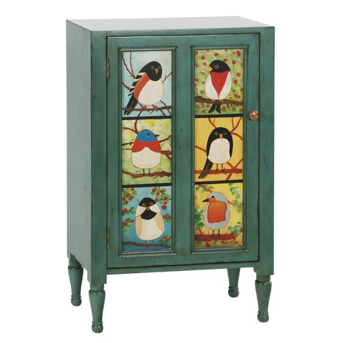 Pati B Bird Cupboard