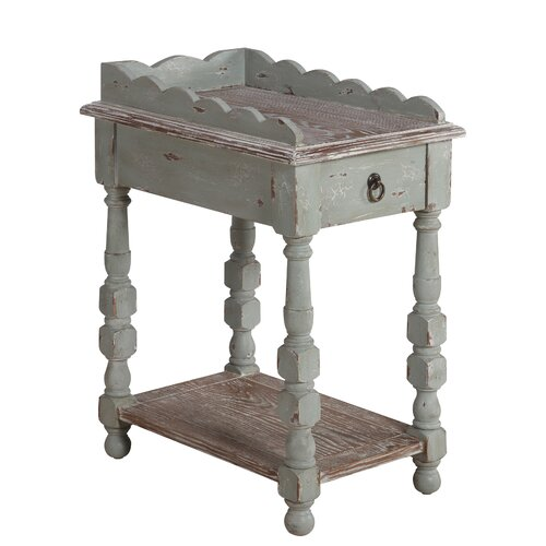 Gail's Accents Cottage End Table